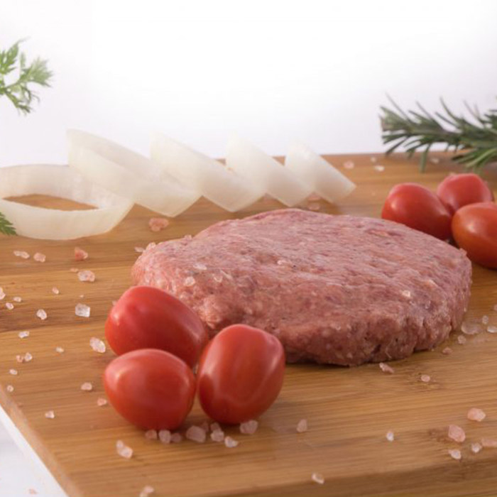 Бургер телешки